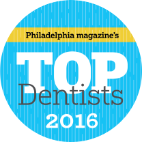 Philadelphia magazine's TOP Dentists 2016